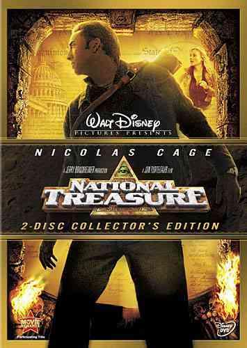 NATIONAL TREASURE CE BY CAGE,NICOLAS (DVD)